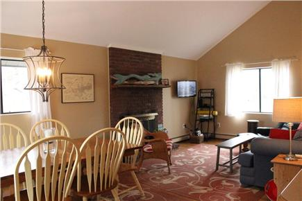 Eastham Cape Cod vacation rental - Ample seating for meals and games!