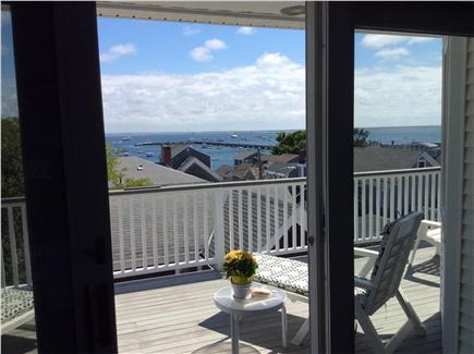 Provincetown Cape Cod vacation rental - Waterview Penthouse in near West End