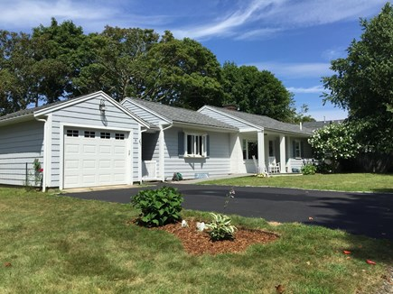 Falmouth Village Cape Cod vacation rental - One level ranch with garage