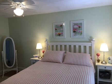 Falmouth Village Cape Cod vacation rental - Master bedroom