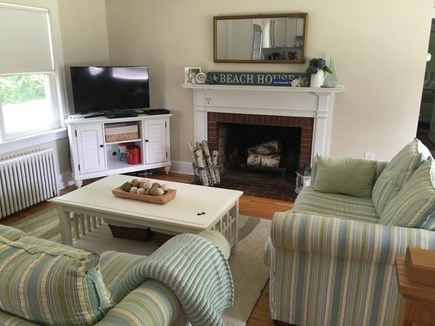 Falmouth Village Cape Cod vacation rental - Living room area
