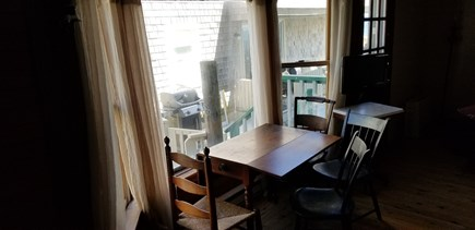 Scituate MA vacation rental - Dining area
