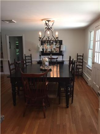Yarmouthport Cape Cod vacation rental - Dining Room