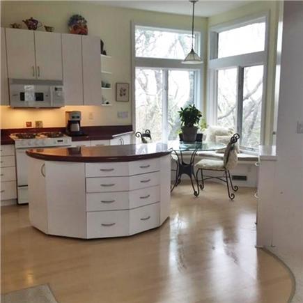 Provincetown Cape Cod vacation rental - Kitchen/kitchen nook dining area