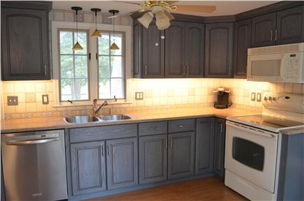 Dennis Cape Cod vacation rental - Updated kitchen with full amenities.