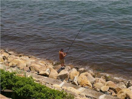 Mashpee, New Seabury Cape Cod vacation rental - Fishing