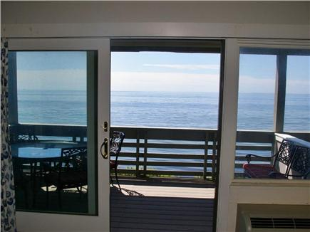 Mashpee, New Seabury Cape Cod vacation rental - View from Middle Level