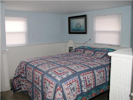 Sandwich Cape Cod vacation rental - Bedroom with Queen on lower level.