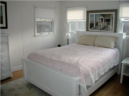 Sandwich Cape Cod vacation rental - Master Bedroom with Queen on main level.