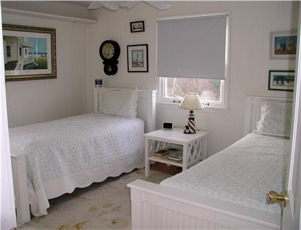 Sandwich Cape Cod vacation rental - Bedroom with Twins on main level.