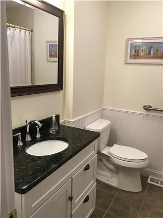 Sandwich Cape Cod vacation rental - Update full Bath on each level.