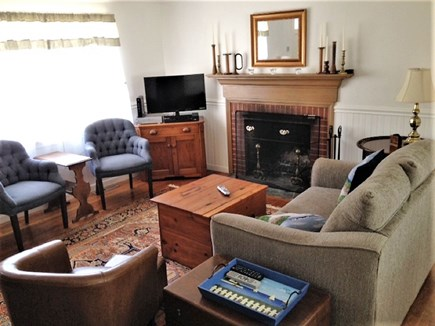 West Yarmouth Cape Cod vacation rental - Living area