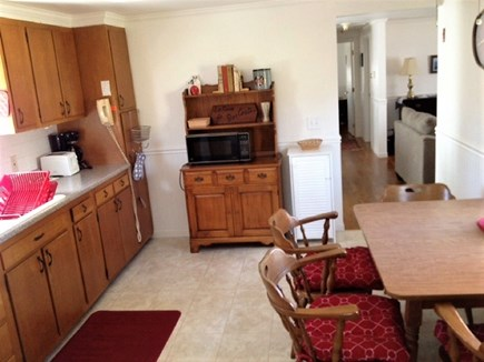West Yarmouth Cape Cod vacation rental - Full kitchen