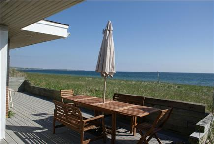 Sagamore Beach, Sandwich Sagamore Beach vacation rental - OCEANFRONT cottage at Sagamore Beach.