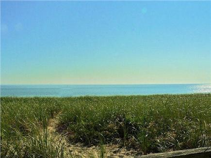 Sagamore Beach, Sandwich Sagamore Beach vacation rental - Pathway through the dunes to the beach.