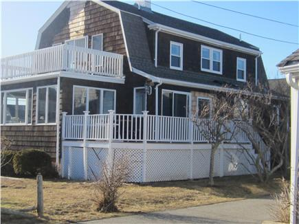 Falmouth Cape Cod vacation rental - Sun porch and decks