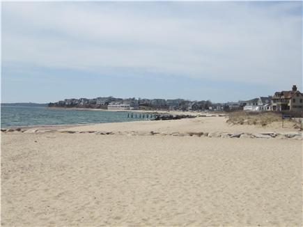 Falmouth Cape Cod vacation rental - Bristol Beach looking easterly to Heights Beach