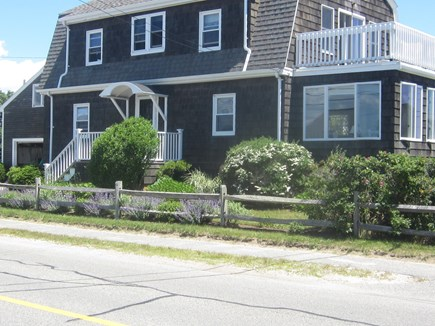 Falmouth Cape Cod vacation rental - Front facing East