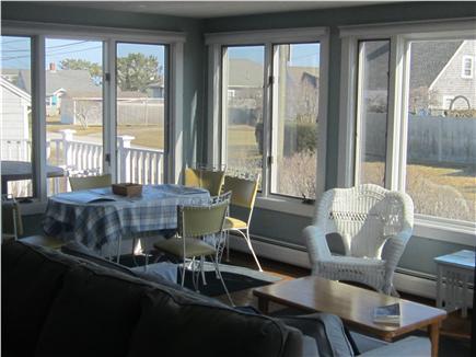 Falmouth Cape Cod vacation rental - Sun porch