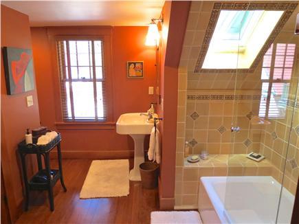 Orleans Cape Cod vacation rental - Full bath, main house