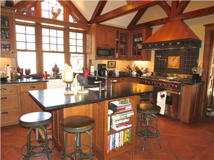 Orleans Cape Cod vacation rental - Kitchen is equipped with everything upscale