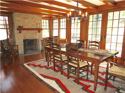 Orleans Cape Cod vacation rental - Dining area is spacious and open to the kitchen