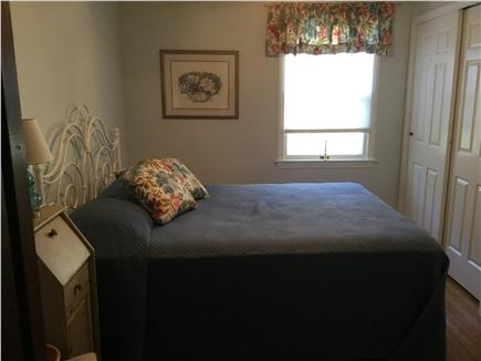 N FALMOUTH Cape Cod vacation rental - The Hydrangea Room w/queen bed and ample storage.