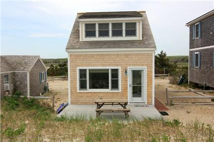 East Sandwich Cape Cod vacation rental - Cottage from the Beach