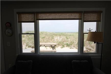 East Sandwich Cape Cod vacation rental - View from Couch