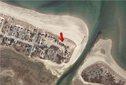 East Sandwich Cape Cod vacation rental - Aerial View