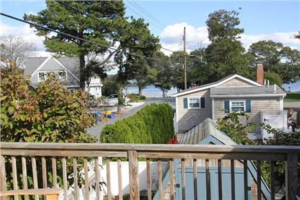 Pocasset, Bourne Pocasset vacation rental - Views off Deck