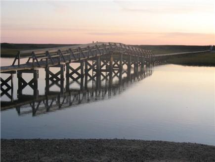 Sandwich Cape Cod vacation rental - Town Neck Beach just 1/2 walk away