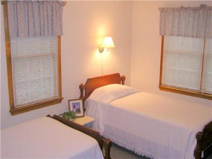 Eastham Cape Cod vacation rental - Guest Bedroom (Twins)