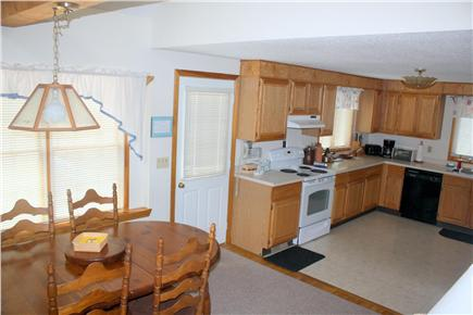 Eastham Cape Cod vacation rental - Dining to Kitchen