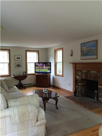 Truro Cape Cod vacation rental - 12' X 24' Family RM w/HDTV
