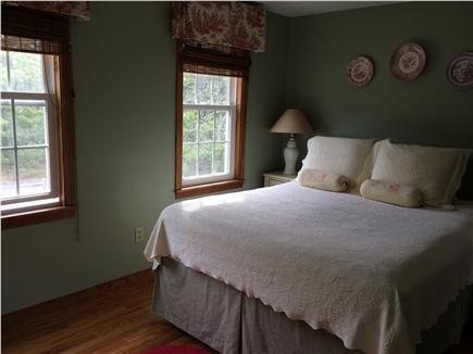 Truro Cape Cod vacation rental - Queen Bedroom ~ closet and 3 dresser bureau