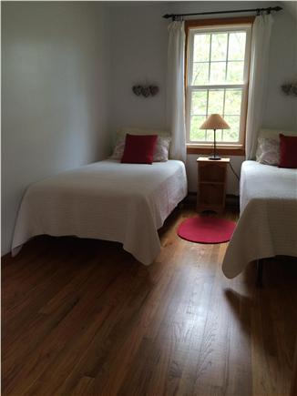 Truro Cape Cod vacation rental - Twin Bedroom