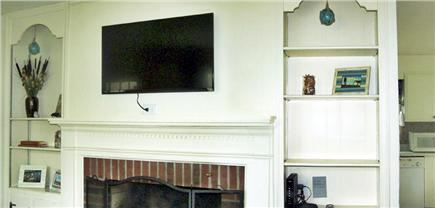 Harwich Cape Cod vacation rental - New flat screen TV