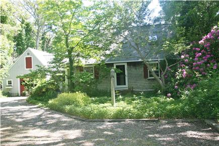 Brewster Cape Cod vacation rental - Lush gardens and flowers all summer long!