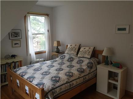 Wellfleet Cape Cod vacation rental - Upstairs bedroom - Queen with closet with drawers
