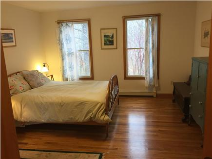 Wellfleet Cape Cod vacation rental - Downstairs bedroom - Queen