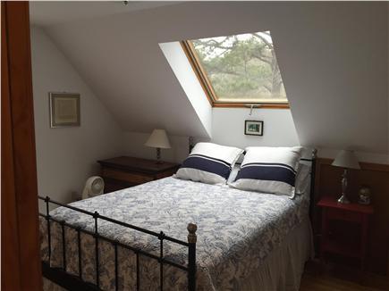 Wellfleet Cape Cod vacation rental - Upstairs bedroom - Queen with closet and dresser