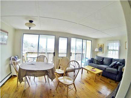 South Chatham Cape Cod vacation rental - Ocean view dining!