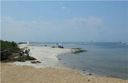 Eastham Cape Cod vacation rental - Beautiful, quiet Boat Meadow Beach - 1/3 mile from the house