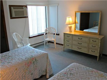 Hyannis Cape Cod vacation rental - 2nd view of bedroom with two twin beds