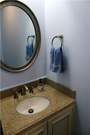 Hyannis Cape Cod vacation rental - Powder room