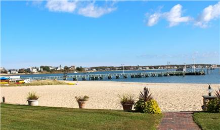 Hyannis Cape Cod vacation rental - View of the beautiful private beach