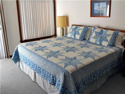 Hyannis Cape Cod vacation rental - Master Bedroom with its own full Bathroom.