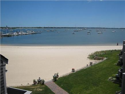 Hyannis Cape Cod vacation rental - This is the view from the Master Bedroom.