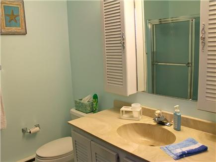 Hyannis Cape Cod vacation rental - Master bedroom bathroom